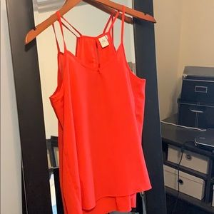 Red summer top!